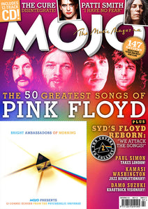 Mojo Magazine Issue 296 (July 2018)