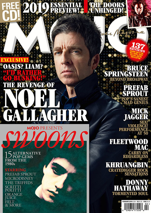 Mojo Magazine Issue 303 (February 2019)