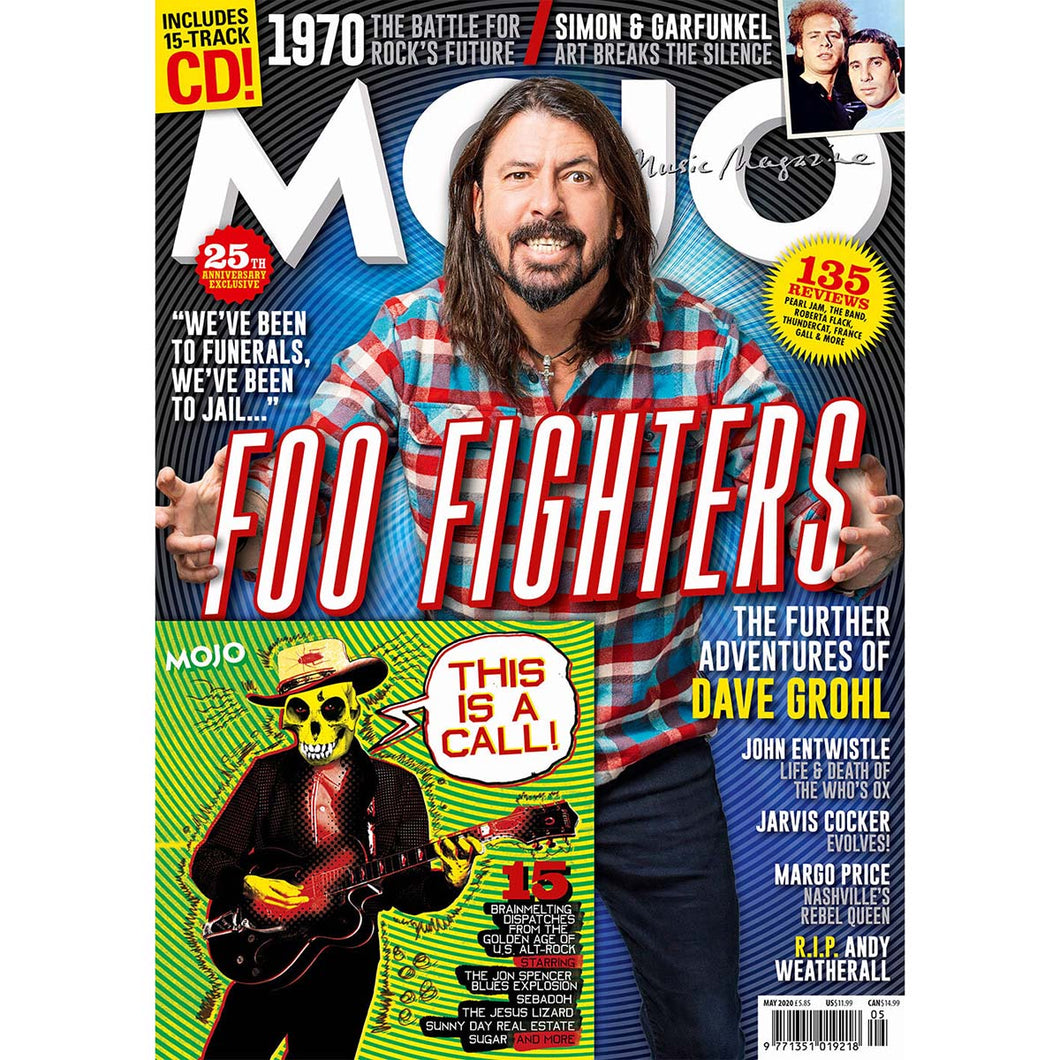 Mojo Magazine Issue 318 (May 2020) - Foo Fighters