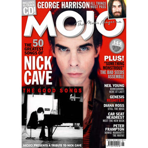 Mojo Magazine Issue 319 (June 2020) - Nick Cave