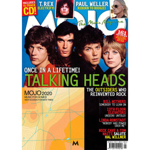 Mojo Magazine Issue 320 (July 2020) - Talking Heads