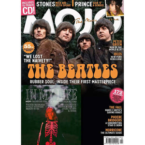 Mojo Magazine Issue 323 (October 2020)