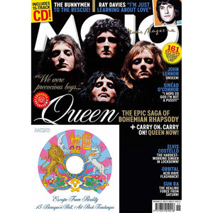 Mojo Magazine Issue 324 (November 2020) - Queen