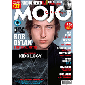 Mojo Magazine Issue 325 (December 2020) - Bob Dylan
