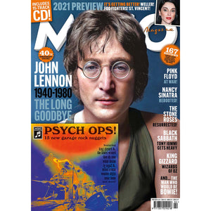 Mojo Magazine Issue 327 (February 2021) John Lennon