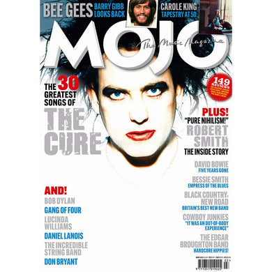 MOJO Magazine Issue 328 (March 2021) The Cure