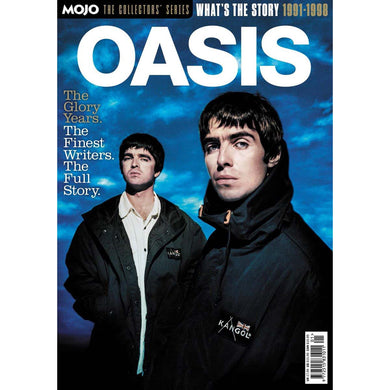 Mojo: The Collectors' Series: Oasis - What's the Story Pt 1 (1991-1998)