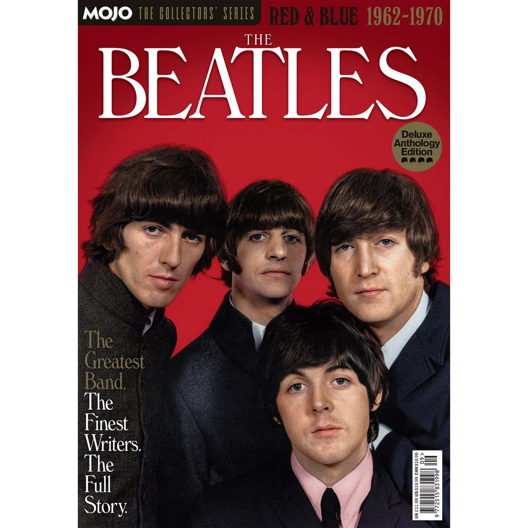 Mojo The Collectors' Series: Beatles - The Red Issue 1962-1966