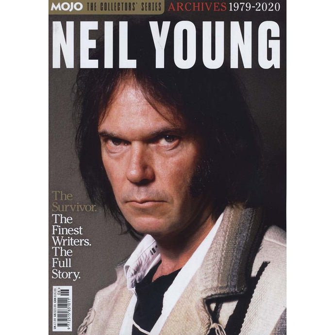 Mojo The Collectors' Series: Neil Young Archives 1979-2020 (Part 2)