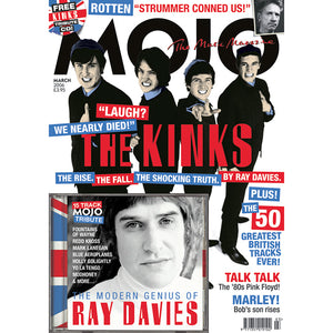 Mojo Magazine Issue 148 (March 2006) - The Kinks