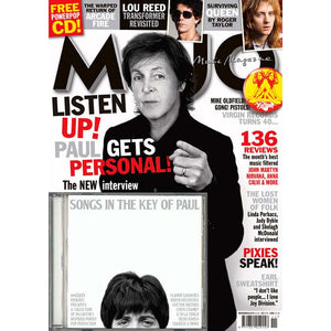 Mojo Magazine Issue 240 (November 2013) - Paul McCartney