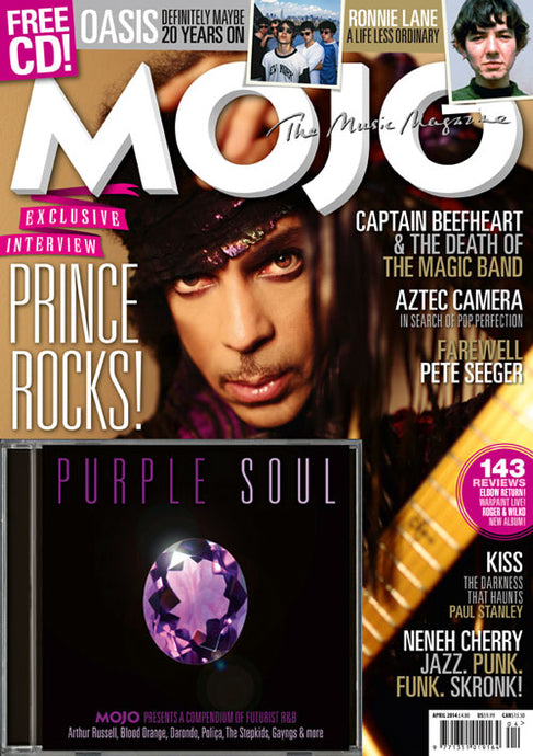 Mojo Magazine Issue 245 (April 2014) - Prince