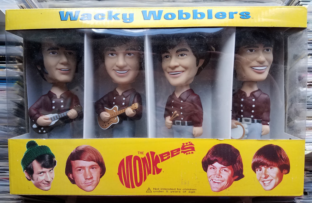 Monkees (Wacky Wobblers/Funko!)