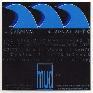 Castor - Carnival (Mud-020) (inside-back)