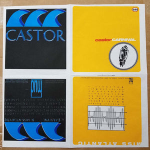 Castor - Carnival (Mud-020) (full-sleeve)