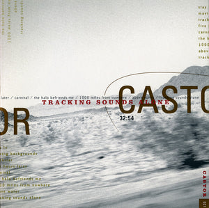 Castor - Tracking Sounds Alone (Mud-CD-021)