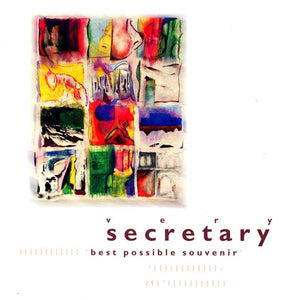 Very Secretary - Best Possible Souvenir (Mud-CD-031)