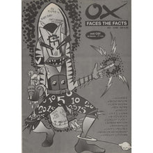 Load image into Gallery viewer, Ox Faces the Facts Issue 21, IV/95