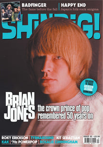 Shindig! Magazine Issue 093 (July 2019) - Brian Jones