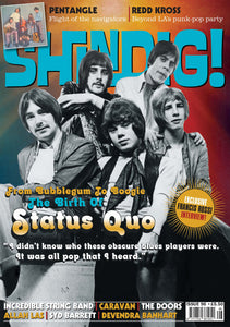 Shindig! Magazine Issue 096 (October 2019)