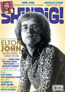 Shindig! Magazine Issue 099 (January 2020)