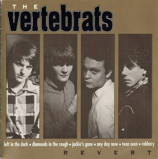 The Vertebrats - Revert (Par-011)