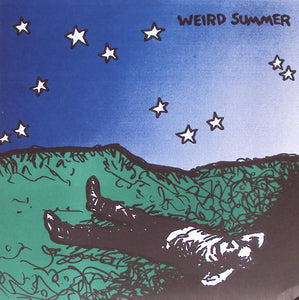 Weird Summer - Rained Like Hell / The Things I Do (Par-022)