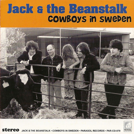 Jack And The Beanstalk - Cowboys In Sweden (Par-070)