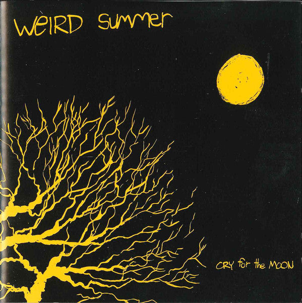 Weird Summer - Cry For The Moon Plus Other Fun (Par-CD-012)