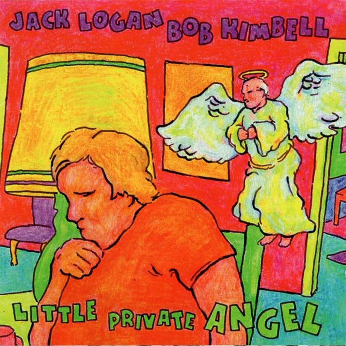 Jack Logan & Bob Kimbell - Little Private Angel )Par-CD-040)