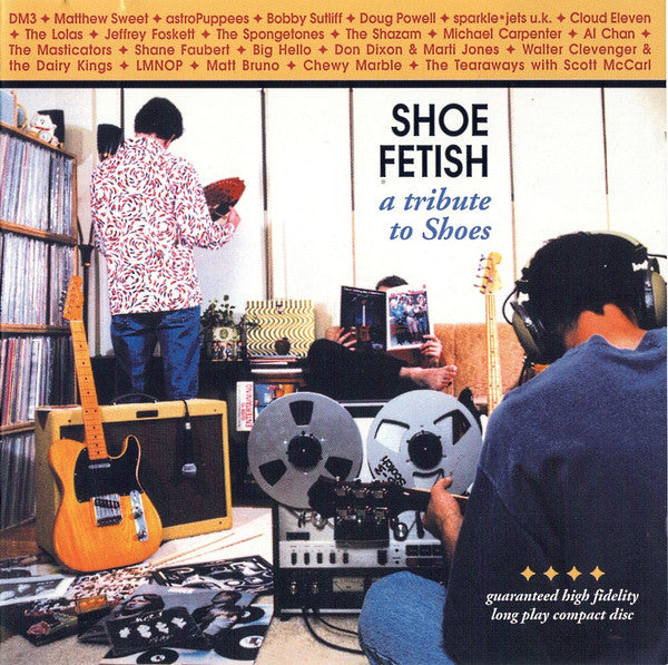 Various - Shoe Fetish: A Tribute to Shoes (Par-CD-065)
