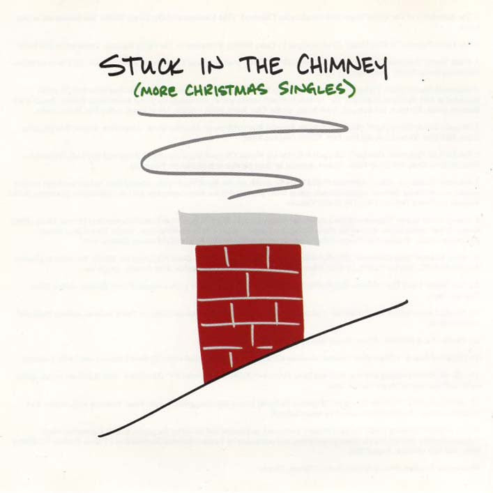Various - Parasol Presents: Stuck In The Chimney (More Christmas Singles) (Par-CD-074)