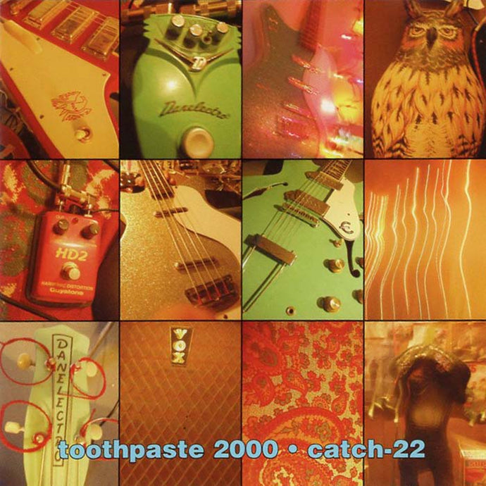 Toothpaste 2000 - Catch-22 (Par-CD-089)
