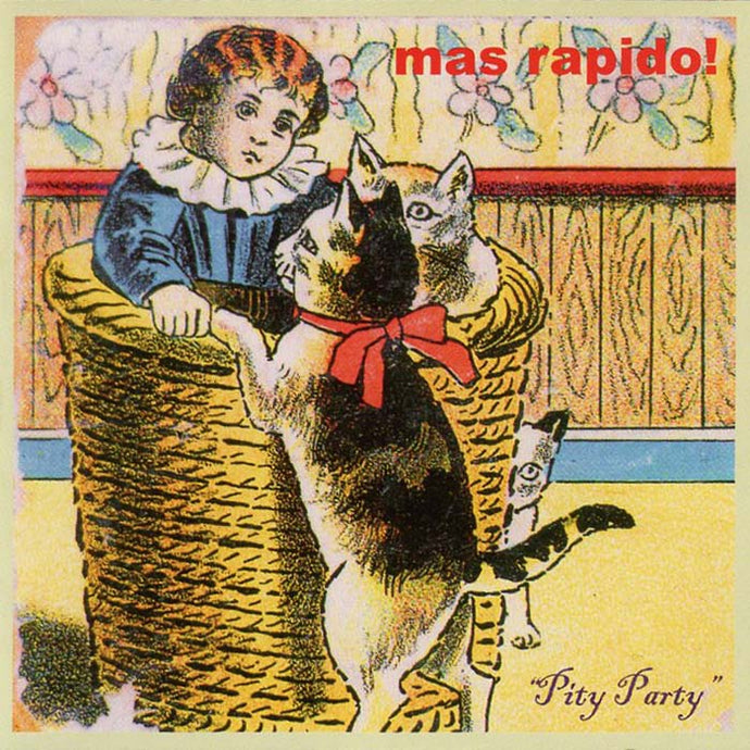 Mas Rapido - Pity Party (Par-CD-103)