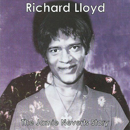 Richard Lloyd - The Jamie Neverts Story (Par-CD-113)