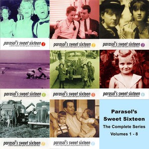 Various - Parasol's Sweet Sixteen, Volumes 1 - 8