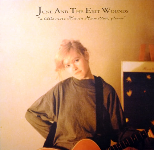 June & The Exit Wounds - A Little More Haven Hamilton, Please