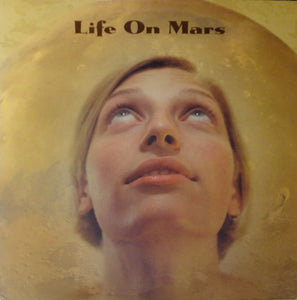 Autoliner - Life On Mars (Par-LP-052)