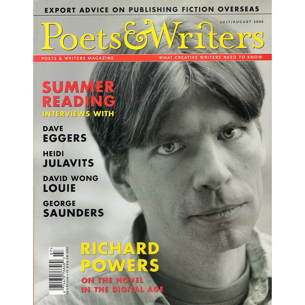 Poets & Writers - July/August 2000 (Vol 28/Issue 4)