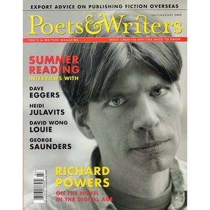 Poets & Writers - July/August 2000 (Vol 28/Issue 4) - Richard Powers