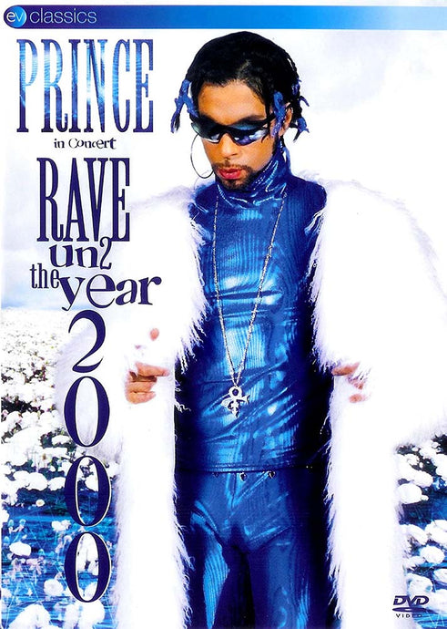 Prince (The Artist Formerly Known As Prince) - Rave Un2 The Year 2000