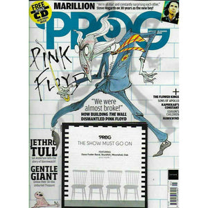 Prog Magazine Issue 105 (January 2020) Pink Floyd
