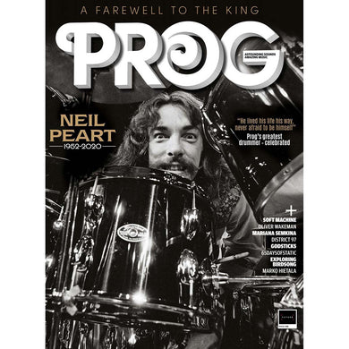 Prog Magazine Issue 106 (February 2020) Neil Peart