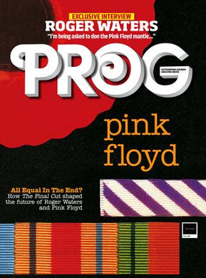 Prog Magazine Issue 088 (June 2018) - Pink Floyd