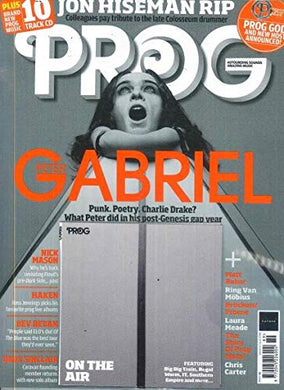 Prog Magazine Issue 089 (July 2018) - Peter Gabriel