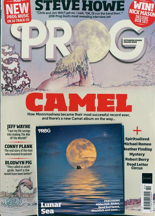 Prog Magazine Issue 090 (August 2018) - Camel