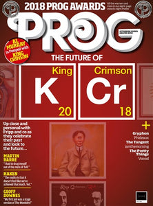 Prog Magazine Issue 92 (November 2018) - King Crimson