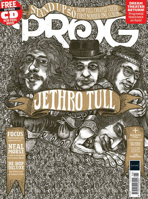 Prog Magazine Issue 095 (February 2019) - Jethro Tull