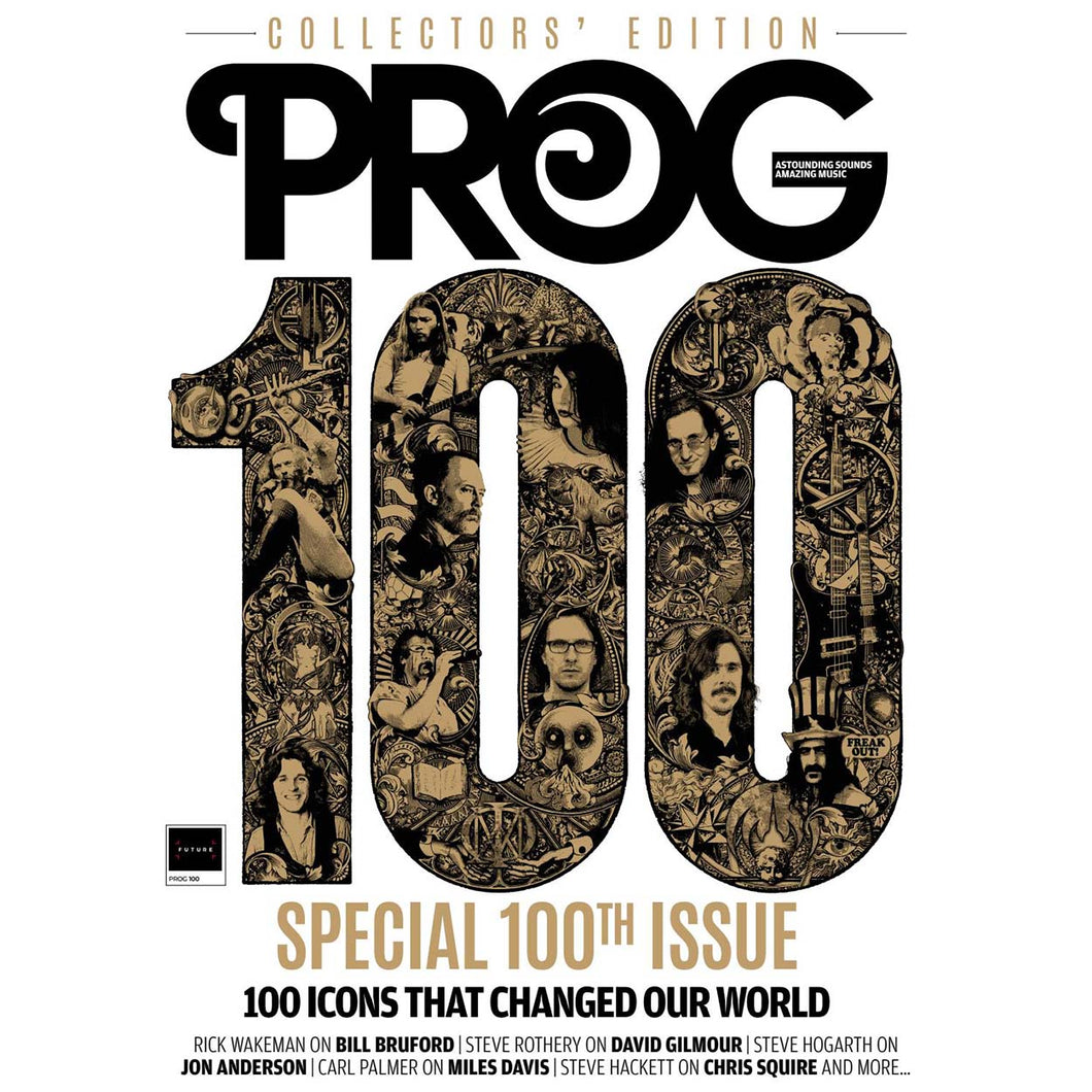 Prog Magazine Issue 100 (August 2019) - Special 100th Issue