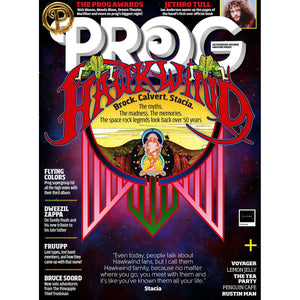 Prog Magazine Issue 103 (November 2019) - Hawkwind